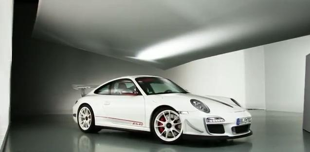 Porsche 911 GT3 RS 4.0 Presentation Video