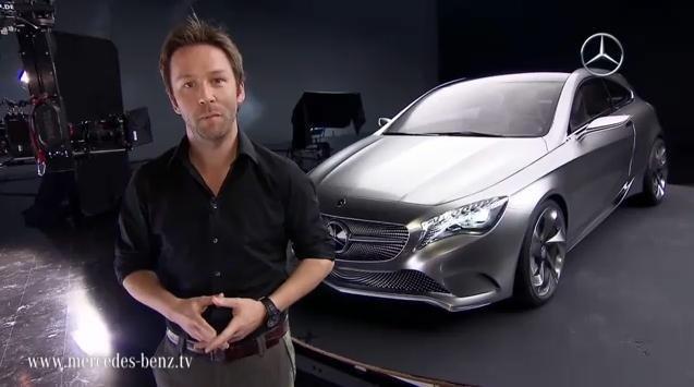 Presenation Video: Mercedes Concept A Class