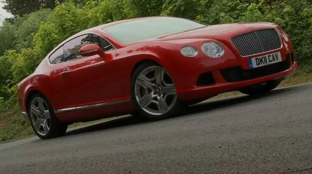 2012 Bentley Continental GT Review Video