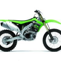 2012 Kawasaki KX250F and KX450F