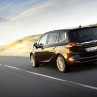 2012 Opel Zafira Minivan Unveiled