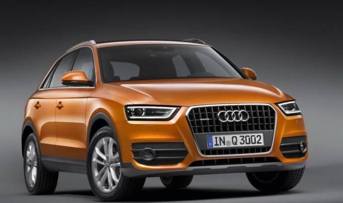 Audi Q3 UK Price