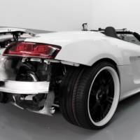 Audi R8 V10 Spyder by Wheelsandmore