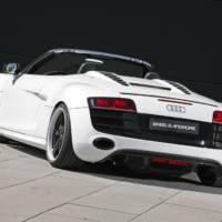 Audi R8 V10 Spyder by Wheelsandmore