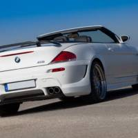 BMW 6 Series Cabrio by LUMMA Design