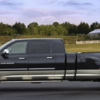 Dodge Ram Long Hauler Concept Truck
