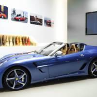 Ferrari Superamerica 45 Delivered