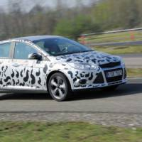 Ford Focus ST Prototype Testing