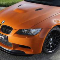 G Power BMW M3 GTS unveiled