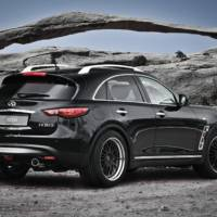 Infiniti FX 30dS by AHG Sports