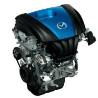 Mazda SKYACTIV G 1.3 Direct Injection Gasoline Engine