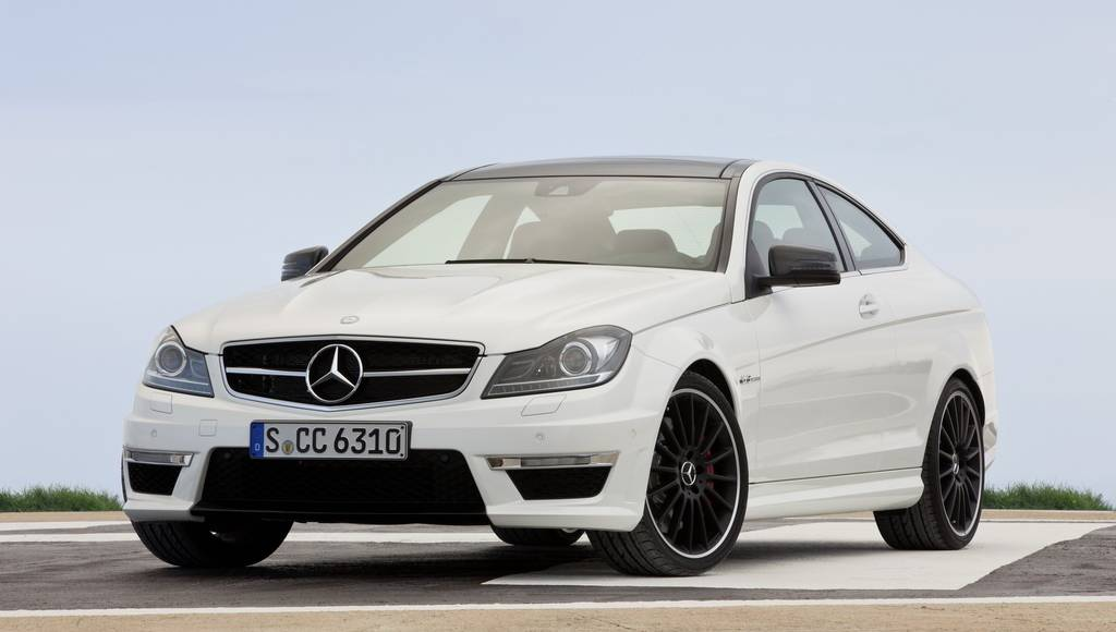 Mercedes C63 AMG Coupe Review Video