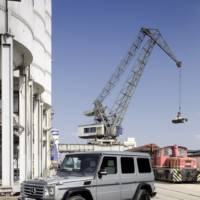Mercedes G Class BA3 Final Edition and Edition Select