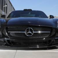 Mercedes SLS 63 AMG by MEC Design