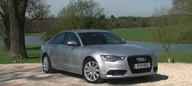 New Audi A6 vs Mercedes E Class vs BMW 5 Series Video