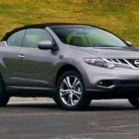 Nissan Murano Cross Cabriolet Review Video