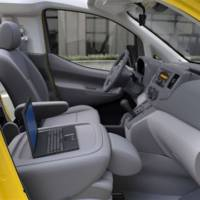 Nissan NV200 is the next New York City Taxi