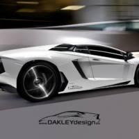 Oakley Lamborghini Aventador