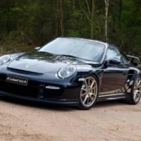 Porsche 997 GT2 by mcchip dkr