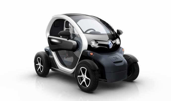 Renault Twizy Price
