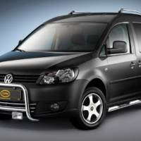 Volkswagen Touran, Sharan and Caddy accessories from Cobra