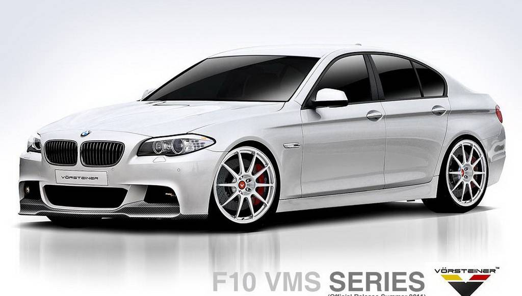 Vorsteiner 2011 BMW 5 Series F10