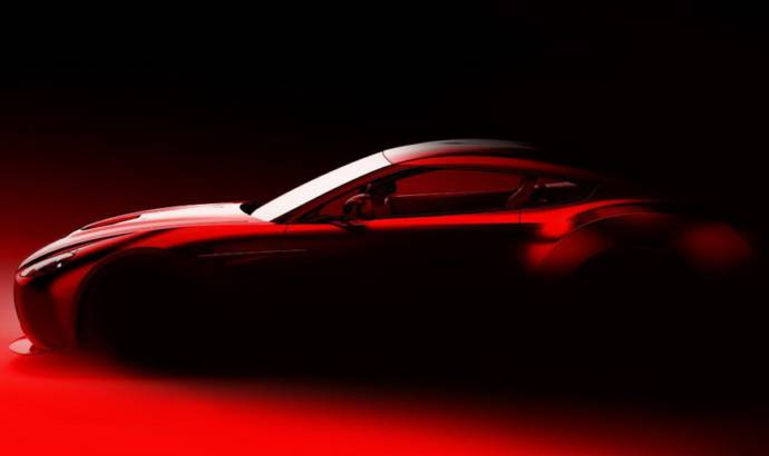 Zagato Aston Martin Project Car Teased
