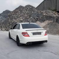 mcchip dkr Mercedes C63 AMG