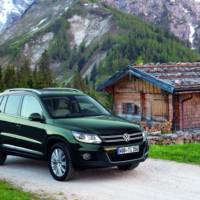 2012 Volkswagen Tiguan New Photos and Details