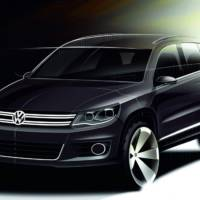 2012 Volkswagen Tiguan New Photos and Details