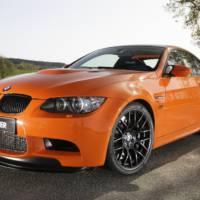 G Power BMW M3 GTS unveiled