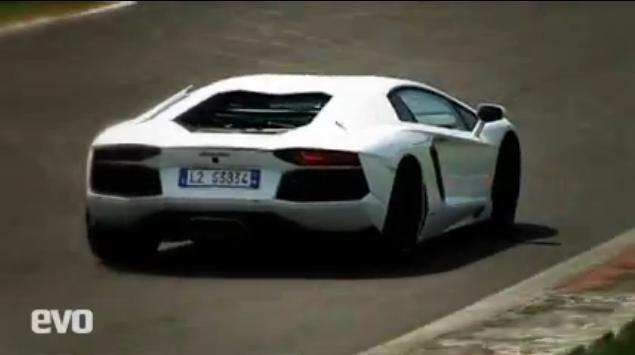 Lamborghini Aventador LP700-4 Test Drive Video