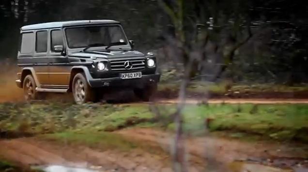 Mercedes G350 BlueTEC Review Video