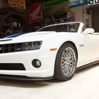 2011 HPE600 Supercharged Camaro Convertible Review Video