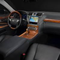 2011 Lexus LS 460 Touring Edition
