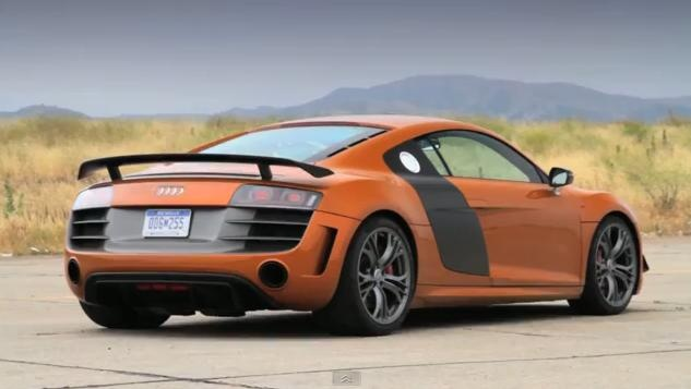 2012 Audi R8 GT Review Video