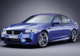 2012 BMW M5 Nurburgring time