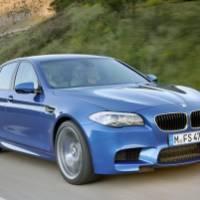 2012 BMW M5 UK Price