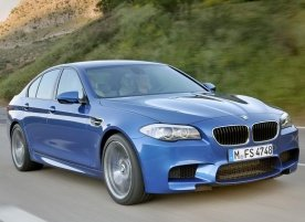 2012 BMW M5 UK Price