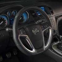 2012 Buick Regal GS fuel economy and specs