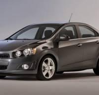 2012 Chevrolet Sonic Price