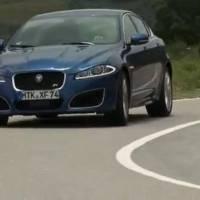2012 Jaguar XFR Review Video