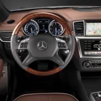 2012 Mercedes ML
