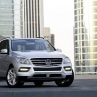 2012 Mercedes ML Detailed