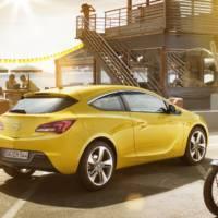 2012 Opel Astra GTC