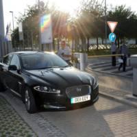 2012 jaguar XF 2.2 Diesel covers 816 miles on one tank