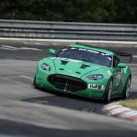 Aston Martin V12 Zagato Race Car Concept