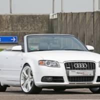 Audi A4 Cabrio by Sport Wheels