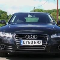 Audi A7 vs Porsche Panamera vs Mercedes CLS Video