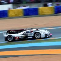 Audi R18 TDI wins 2011 24 Hours of Le Mans